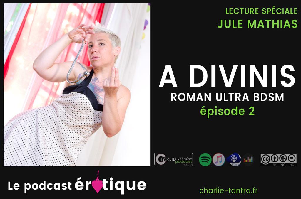 You are currently viewing A DIVINIS au delà du maitre et de l'esclave. Podcast érotique BDSM