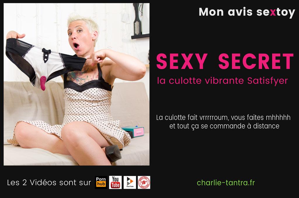 You are currently viewing Sexy Secret de Satisfyer un sextoy vibrant pour s'amuser à 2