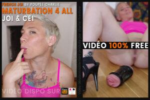 Read more about the article Masturbation depuis le canapé – JERK OF INSTRUCTION de Charlie