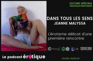 Read more about the article Les nouvelles érotiques de Jeanne Malysa, édition ex aequo