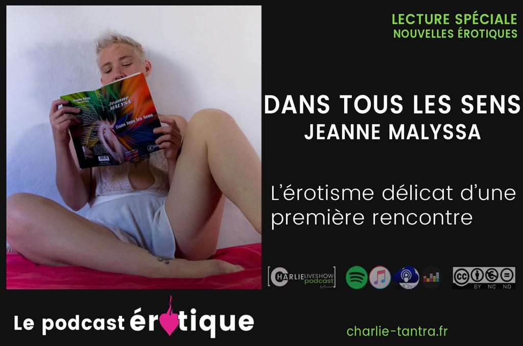 You are currently viewing Les nouvelles érotiques de Jeanne Malysa, édition ex aequo