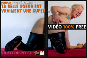 Read more about the article Roleplay porno : ta belle soeur est une vrai …