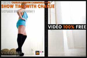 Read more about the article Show cam with Charlie – vidéo X gratuite
